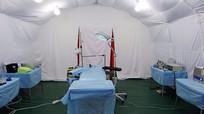 Nga đưa bệnh viện di động tới Syria