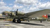 Cận cảnh Pháo đài bay B-17G 'Thunderbird' giữa trời xanh