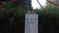 Chủ tịch Quốc hội đặt vòng hoa tại tượng đài Hồ Chí Minh tại Cuba