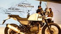 Mô tô cổ điển Royal Enfield Himalaya có giá 5.207 USD