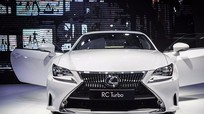 Xe 2 cửa Lexus RC Turbo giá gần 3 tỷ tại Việt Nam