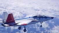 Chiến đấu cơ nội địa Nhật bay lượn cùng tiêm kích F-16