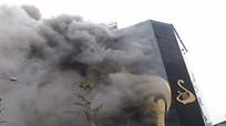 Cách chức cán bộ vụ cháy quán karaoke làm 13 người chết