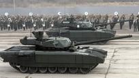 Tình báo Anh thừa nhận sức mạnh xe tăng Nga