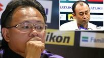 HLV Malaysia và Campuchia khốn khổ vì bị loại sớm ở AFF Cup 2016