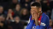Barca phải chia điểm cho Real vào những phút cuối