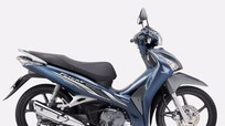 Honda Future 125 thêm màu mới, giá từ 30 triệu đồng