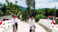 Những cây cầu thanh niên 'nối nhịp bờ vui' ở xứ Nghệ