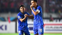 Dangda lập cú đúp, Thái Lan thắng trên sân Myanmar