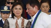 Phó tổng thống Philippines rời nội các vì bất đồng với Tổng thống