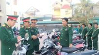 Thực hiện tốt cuộc vận động ATGT trong lực lượng vũ trang