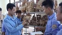 Trường Trung cấp nghề kinh tế - Công nghiệp - Thủ công nghiệp Nghệ An: Góp phần làm nên thương hiệu các làng nghề