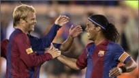 Gudjohnsen và Ronaldinho có thể tái ngộ ở CLB bị rơi máy bay