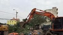 TP Vinh: Cưỡng chế thu hồi đất tại Quán Bánh