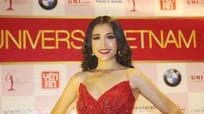 Lệ Hằng đại diện Việt Nam thi Hoa hậu Hoàn vũ 2016