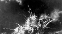 Hình ảnh lịch sử trận chiến kinh hoàng tại Trân Châu Cảng 75 năm trước