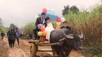 8 màn rước dâu có một không hai tại Nghệ An