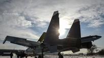 Lộ diện dàn tiêm kích Su-30SM tối tân của Hải quân Nga