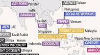 Việt Nam nổi tiếng nhất thế giới vì điều gì?