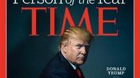Donald Trump được bầu chọn là Nhân vật của năm
