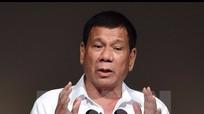 Tổng thống Duterte: Mỹ muốn hàn gắn quan hệ với Philippines