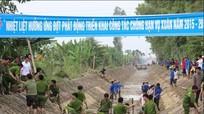 Trả lời kiến nghị cử tri về dự án trạm bơm N8 - Diễn Quảng