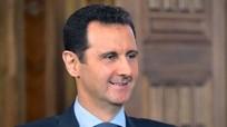 Tổng thống Assad: Nga không bao giờ cố gắng áp đặt quyết định của mình với Syria