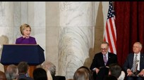 Clinton: 'Tin vịt' đe dọa nền dân chủ Mỹ