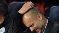 Pep Guardiola - anh hùng cũng có lúc sa cơ