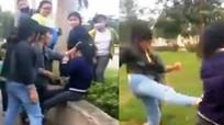 Hoàn cảnh đặc biệt của hai nữ sinh đánh nhau ở Đô Lương