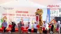 Khởi công xây dựng Trung tâm thương mại mới ở TP Vinh