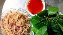Chỉn xồm - món ngon của người Thái