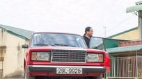 Ngắm 'siêu xe' Lada nguyên bản ở xứ Nghệ