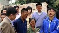 Đô Lương hỗ trợ gia đình nghèo sửa chữa nhà ở