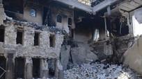 Những hình ảnh của Aleppo trước và sau cuộc nội chiến