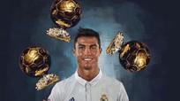 Cristiano Ronaldo và bộ sưu tập 32 danh hiệu từ đầu sự nghiệp