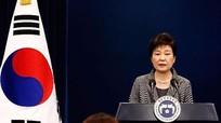 Bà Park Geun-hye điều trần trước Quốc hội về vụ chìm phà Sewol