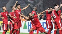 Indonesia gây nên địa chấn khi đánh bại Thái Lan