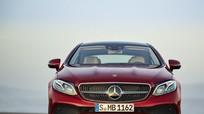 Xe sang Mercedes-Benz E-Class Coupe 2018 chính thức trình làng