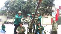 Ban CHQS TP Vinh: Phấn đấu sớm đạt danh hiệu  'Anh hùng LLVT nhân dân thời kỳ đổi mới'