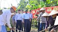 Chỉ thị của Ban Bí thư về cuộc vận động xây dựng nông thôn mới