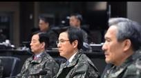 Quyền Tổng thống Hàn Quốc thăm Bộ chỉ huy liên minh Mỹ-Hàn