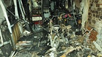 Hé lộ nguyên nhân tử vong 6 người trong vụ cháy