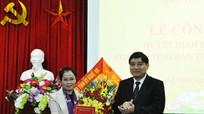 Trao quyết định bổ nhiệm Phó trưởng ban Tổ chức Tỉnh ủy
