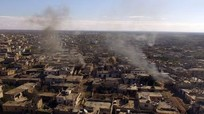 Chính quyền Syria đưa bằng chứng khẳng định chiến binh sử dụng vũ khí hóa học