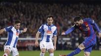 Đại thắng trận derby, Barca rút ngắn cách biệt với Real