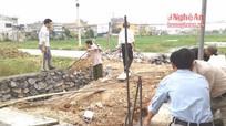 Chấn chỉnh quản lý trật tự đô thị ở Thị xã Hoàng Mai