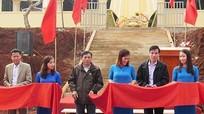 Khánh thành Đài tưởng niệm liệt sỹ xã Nghĩa Bình (Nghĩa Đàn)