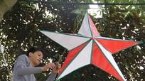 Rộn ràng không khí chào đón Giáng sinh ở xứ Yên Đại