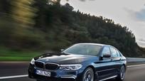 BMW giới thiệu sedan nhanh nhất dòng 5-Series